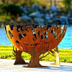 Fire Pit Gallery Forest Fire Fire Pit