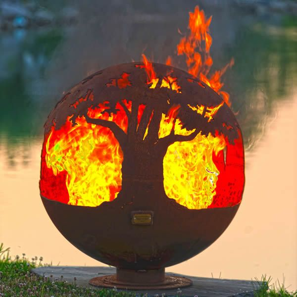 Fire Pit Gallery Tree of Life Fire Pit image number 0