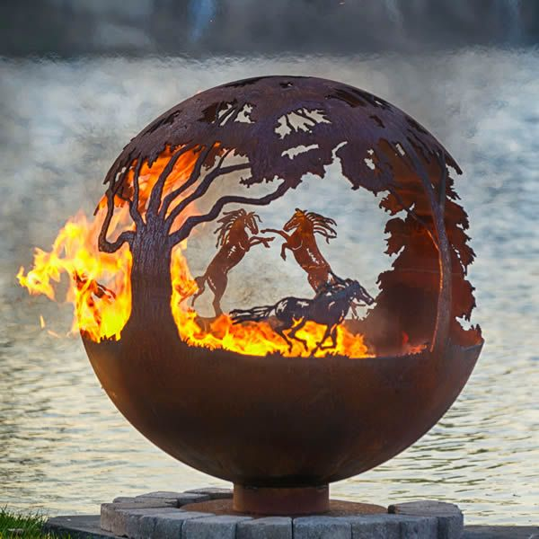 Fire Pit Gallery Wildfire Fire Pit image number 1