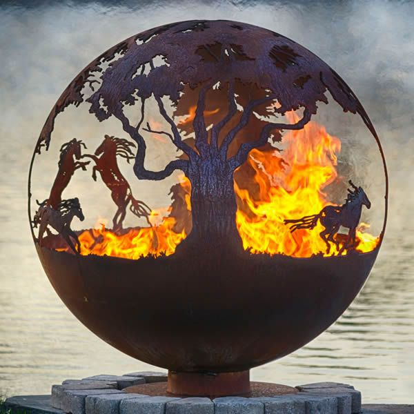 Fire Pit Gallery Wildfire Fire Pit image number 0