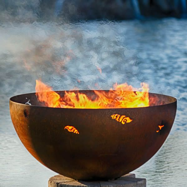 Fire Pit Gallery A Walk On the Beach Fire Pit image number 1