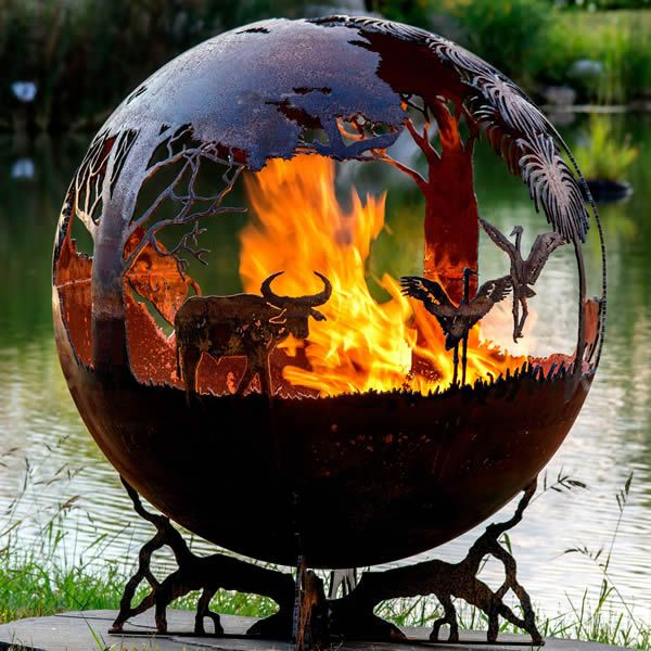 Fire Pit Gallery Outback Fire Pit image number 1