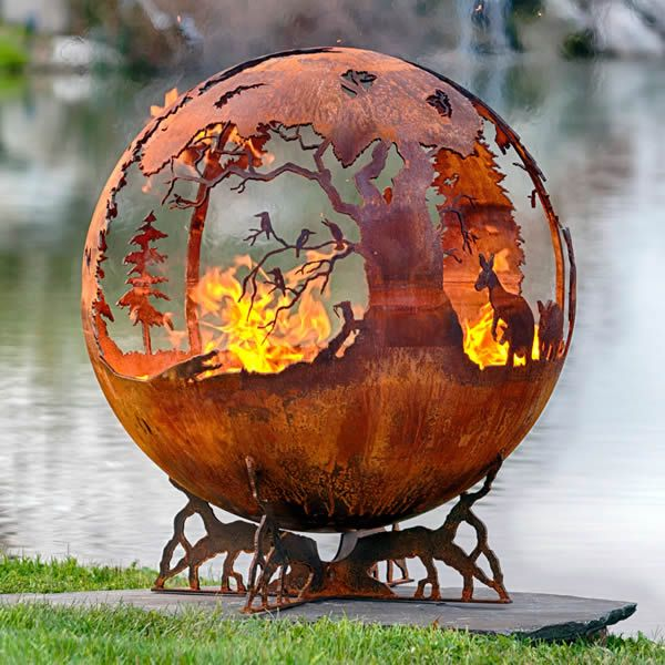 Fire Pit Gallery Down Under Fire Pit image number 1