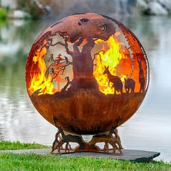 Fire Pit Gallery Down Under Fire Pit
