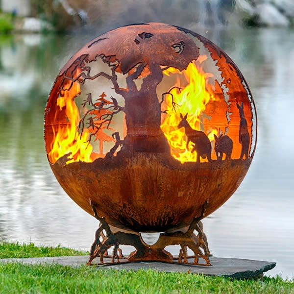 Fire Pit Gallery Down Under Fire Pit image number 0