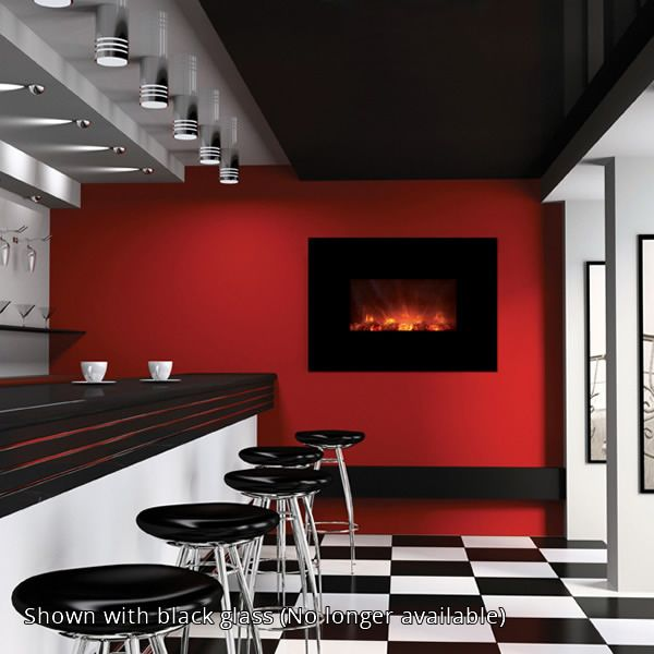 """Modern Flames 40"""" CLX Series Linear Electric Fireplace image number 0"""