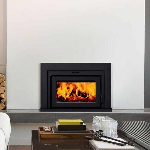 Supreme Fusion 18 Wood Burning Fireplace Insert image number 0