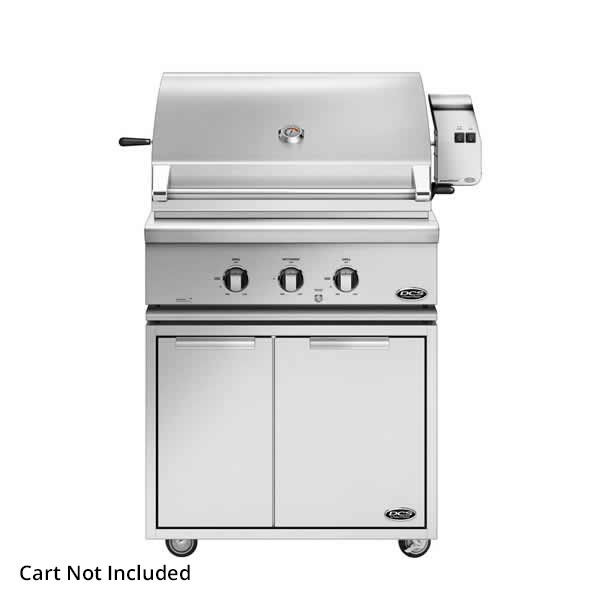 "DCS Series 7 Grill With Rotisserie - 30"" image number 1"