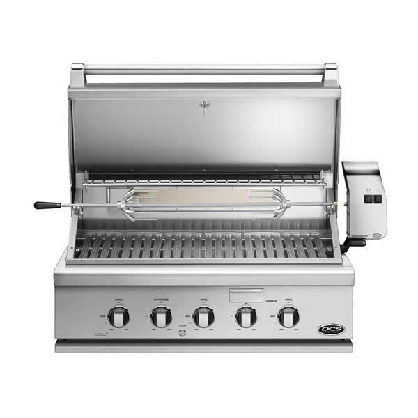 "DCS Series 7 Grill With Rotisserie - 36"" image number 1"