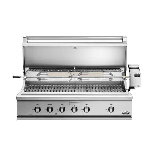 "DCS Series 7 Grill With Rotisserie - 48"" image number 1"