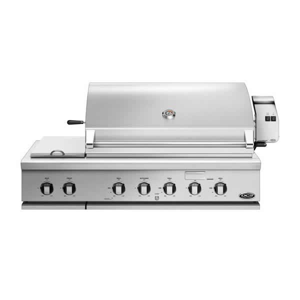 "DCS Series 7 Grill With Rotisserie and Side Burners - 48"" image number 0"