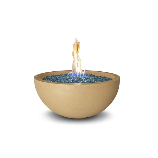 "American Fyre Designs Gas Fire Bowl - 36"" image number 1"