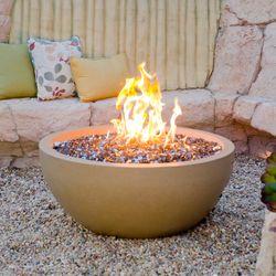 "American Fyre Designs Gas Fire Bowl - 36"""