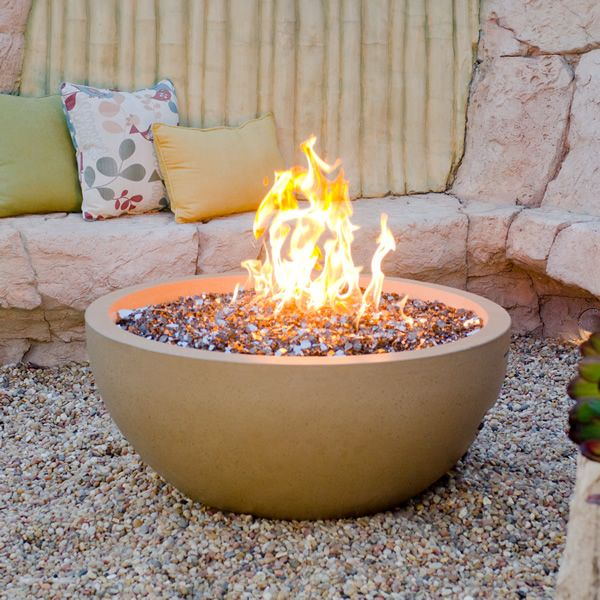 "American Fyre Designs Gas Fire Bowl - 36"" image number 0"