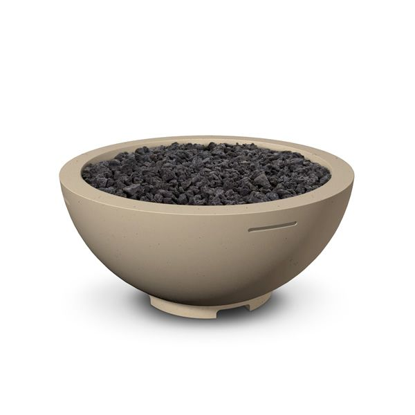 "American Fyre Designs Gas Fire Bowl - 32"" image number 1"