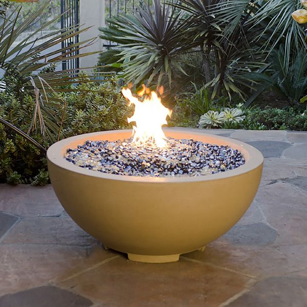 "American Fyre Designs Gas Fire Bowl - 32"" image number 0"