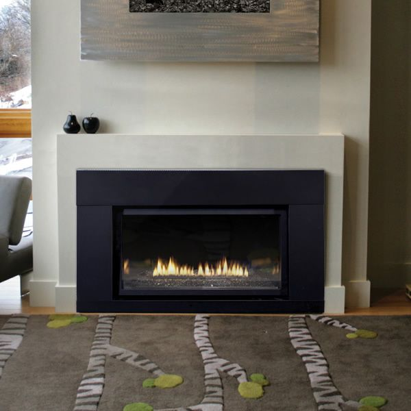 Empire Loft Series DVL25 Fireplace Insert image number 0
