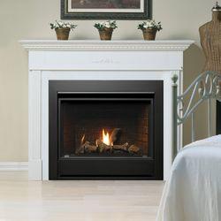 "Kingsman ZCV3622 Direct Vent Gas Fireplace - 36"""