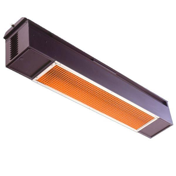 Sunpak Direct Spark Gas Patio Heater 25,000 BTU - Black image number 0