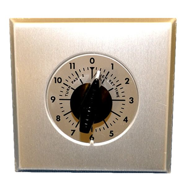 Outdoor Commercial 12-Hour Automatic Shutoff Timer image number 0