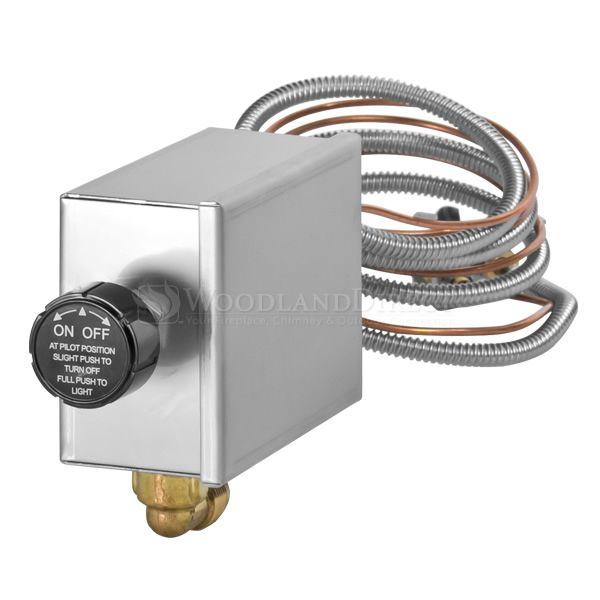 Match Lit Flame Sense System Control Box image number 0