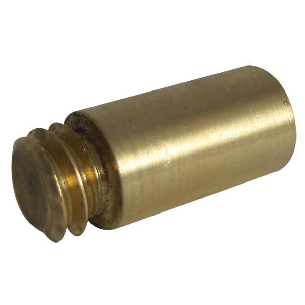"""Universal Thread to Poly Rod Male to 3/8"""" Female Adapter image number 0"""