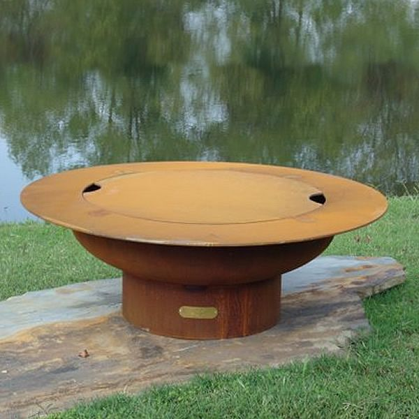 Saturn Fire Pit Cover image number 0