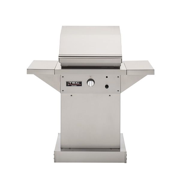 "TEC Patio FR Pedestal Infrared Gas Grill - 26"" image number 0"