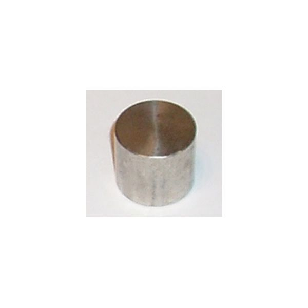 "1/2"" to 3/8"" Stainless Steel Reducing Couple image number 0"