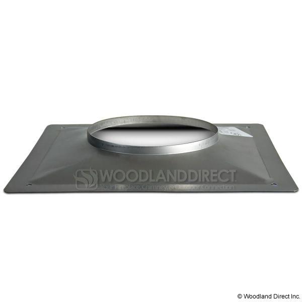 "10"" Diameter Champion HeavyFlex Rigid Top Plate - 18"" x 18"" image number 0"