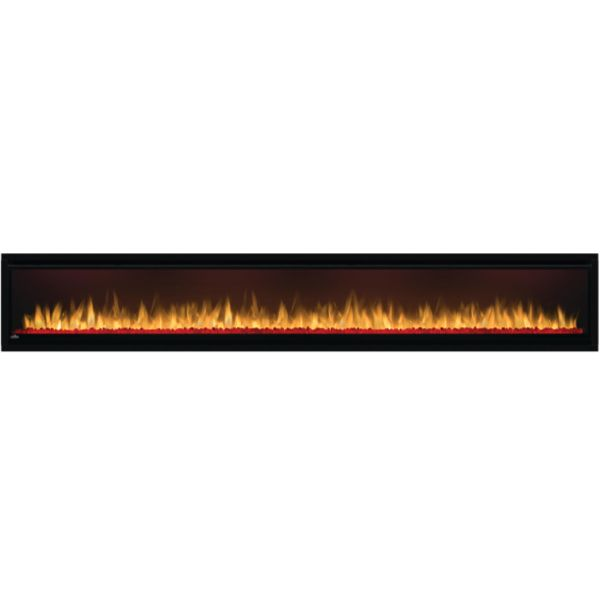 Napoleon Alluravision Deep 100 Electric Fireplace image number 0