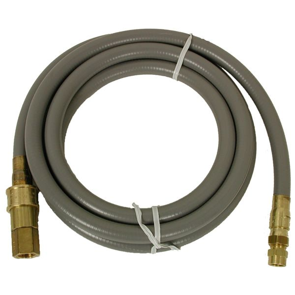 Solaire Quick Disconnect Flex Hose - 12' image number 0
