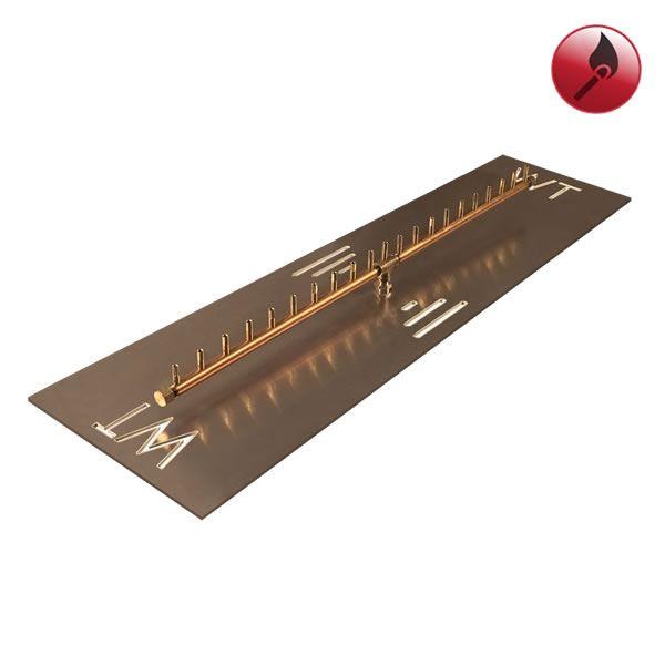 """210,000 BTU Match Lit Linear Crossfire Burner System - 50"""" image number 0"""