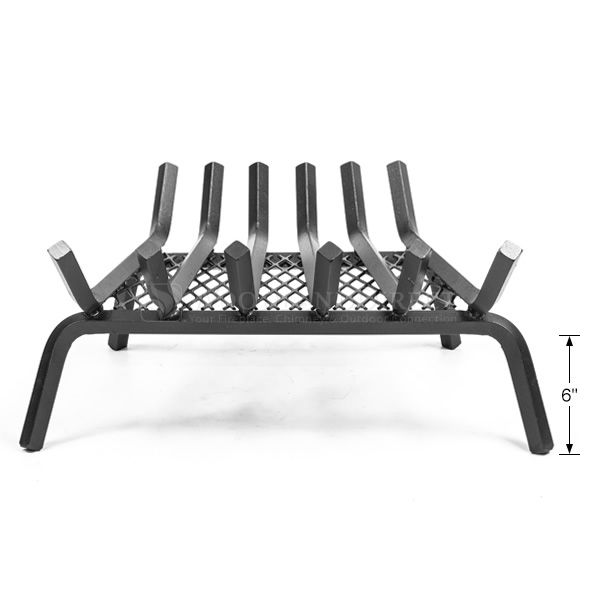 "Stronghold Ember Lifetime Fireplace Grate - 22"" image number 2"