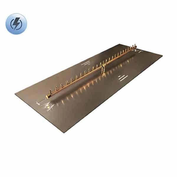 """250,000 BTU Electronic Linear Crossfire Burner System - 56"""" image number 0"""