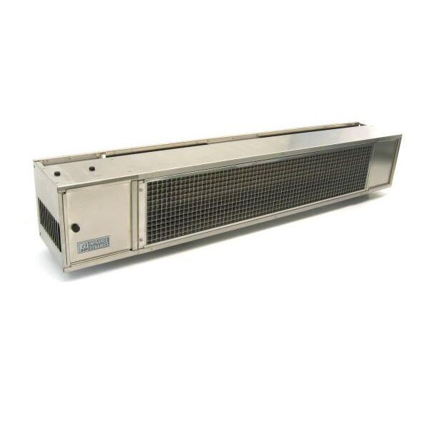 Sunpak Direct Spark Gas Patio Heater 34,000 BTU - Stainless Steel image number 0