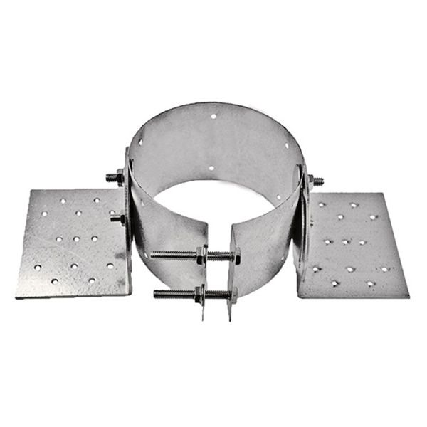 "3"" Diameter Champion Stainless Steel Roof Support for Pellet Pipe image number 0"