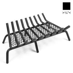 "32"" Stronghold Ember Lifetime Fireplace Grate"