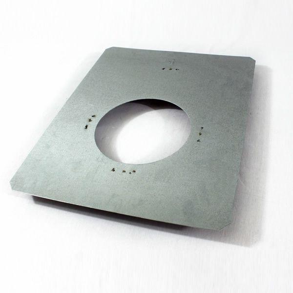 "4.5"" Diameter Superior Horizontal Spacer image number 0"