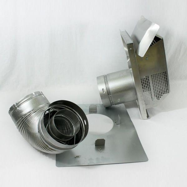 "4.5"" Diameter Superior HT2 Horizontal Termination Kit image number 0"