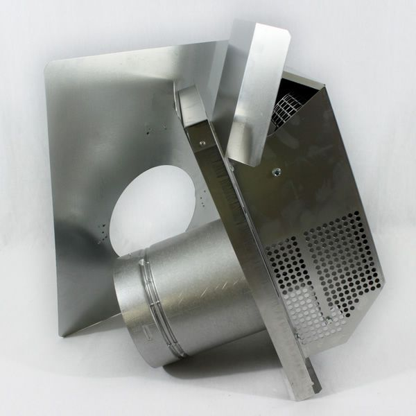 "4.5"" Diameter Superior Horizontal Termination Kit image number 0"