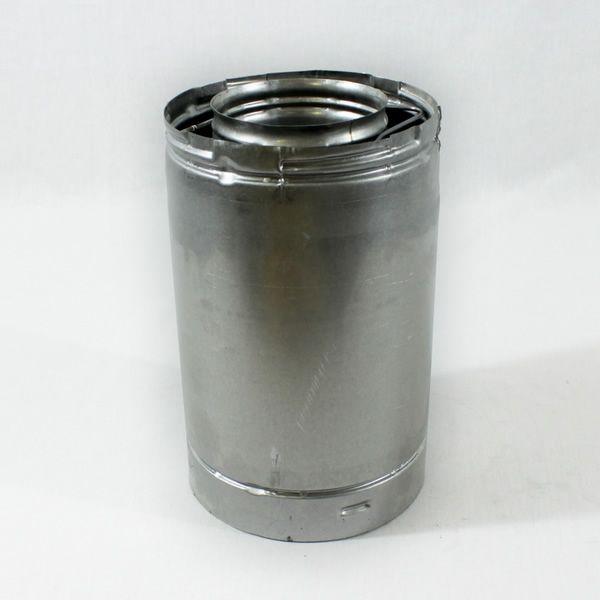"""4.5"""" Diameter Superior Direct Vent Pipe - 12"""" image number 0"""