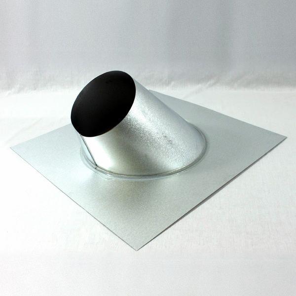 "4.5"" Diameter Superior Roof Flashing - 1/12-7/12 image number 0"