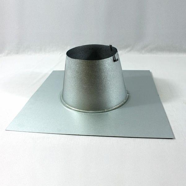 "4.5"" Diameter Superior Flat Roof Flashing image number 0"
