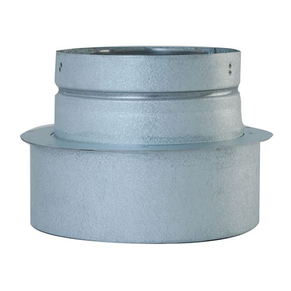 """4"""" to 5"""" Diameter Increaser for Direct Vent Pipe image number 0"""