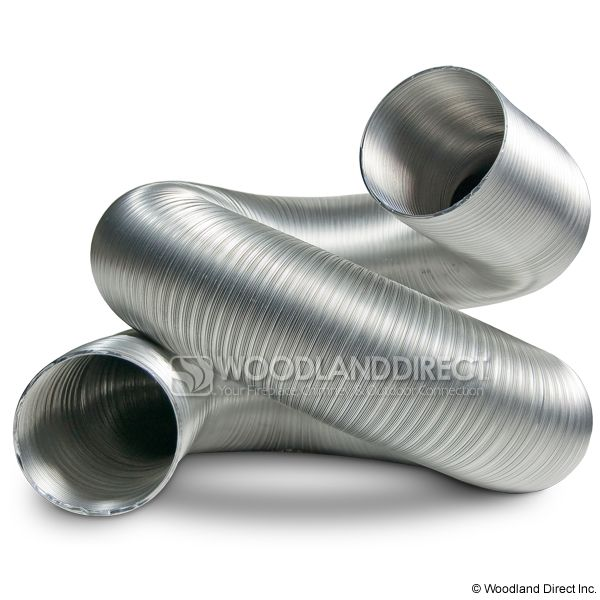 "4"" Aluminum Liner - 10' image number 0"