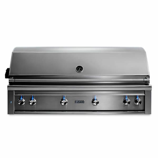 "Lynx Professional Built-In Gas Grill - 54"" image number 0"