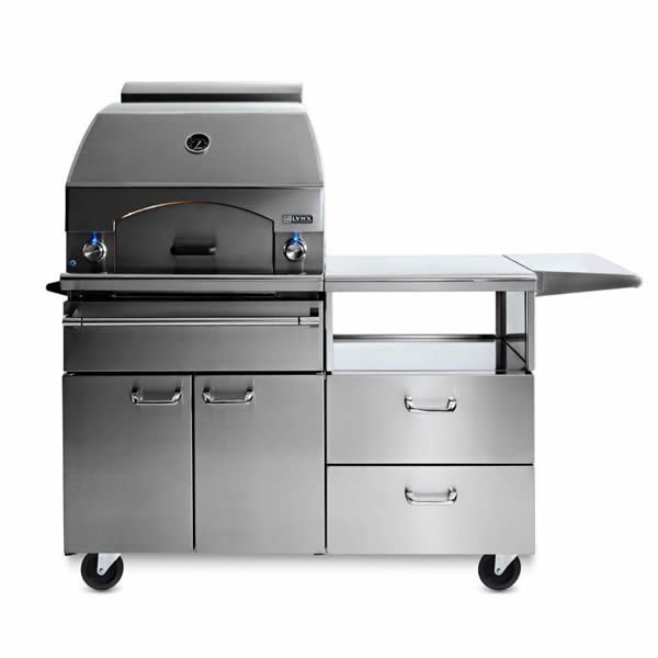 Lynx Napoli Cart-Mount Gas Pizza Oven image number 1