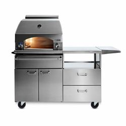 Lynx Napoli Cart-Mount Gas Pizza Oven