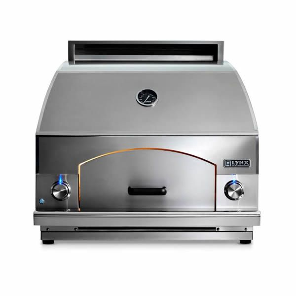 Lynx Napoli Built-In Gas Pizza Oven image number 1